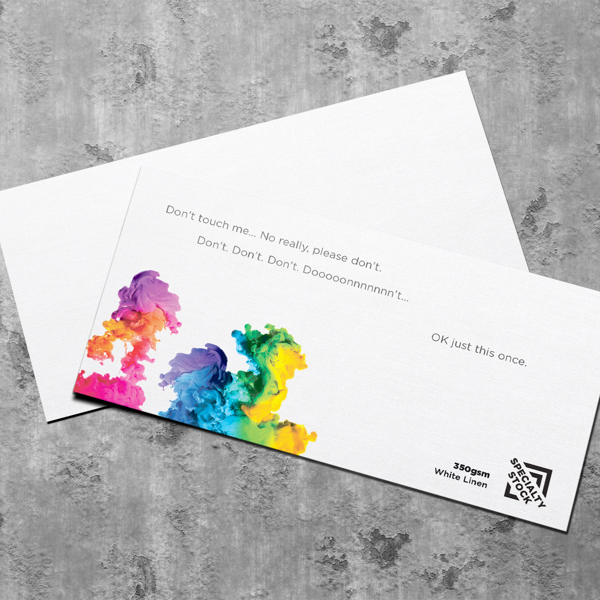 Edit design order online printing products ibs cards 350 white linen reheart Gallery